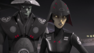Fifth Brother and Seventh Sister Copyright 2015-2016 LucasFilm/Disney