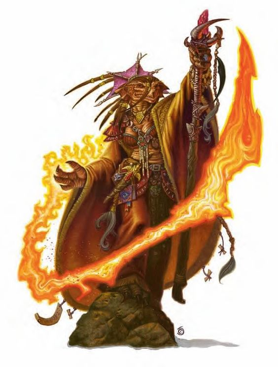 The Workshop: Kerr'in – Priestess of the Celestial Truth (D&D 5e