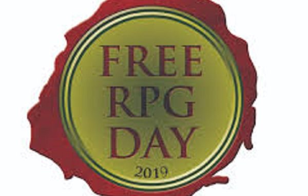 Astral Projections: Try Before You Buy: Free RPG Day 2019 Giveaways