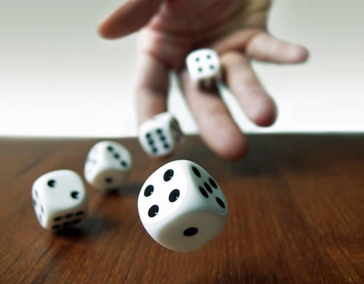 The Game Mechanic: D is for Dice Pool